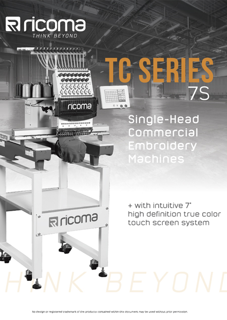 brochure RCM-1501TC-7S