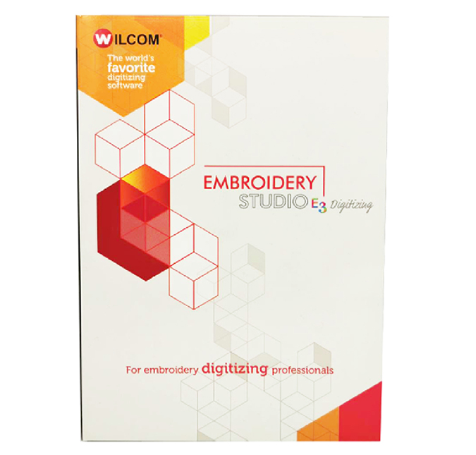 Wilcom Embroidery Studio E3 Digitizing